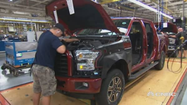 Ford Europe to shed jobs
