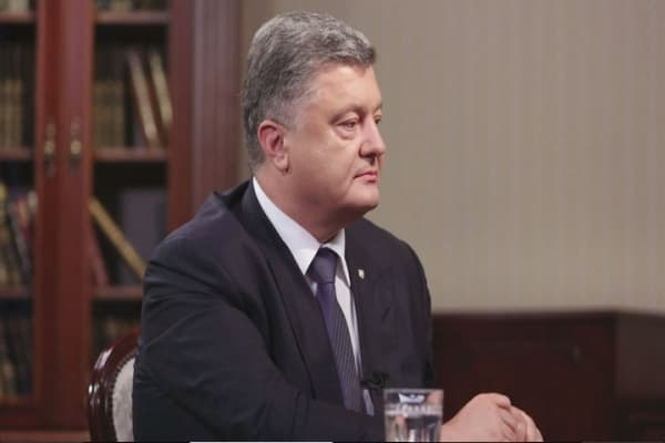 Ukraine warns of potential war with Russia