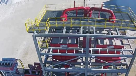 Operations at Eagle Materials