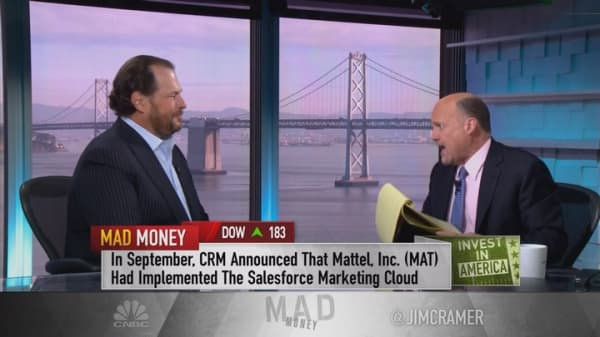 Salesforce CEO: The key to extraordinary growth