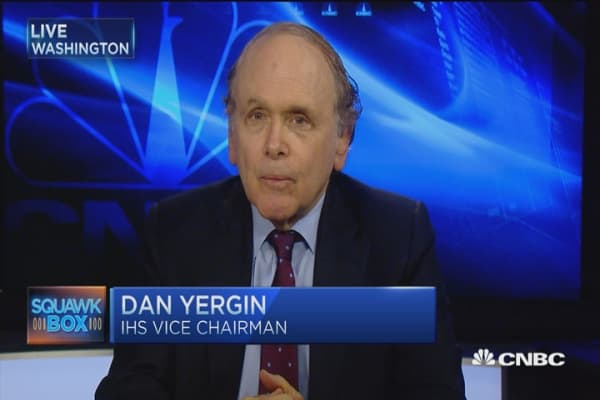 Oil at $40 to $50 range by second half of year: Dan Yergin
