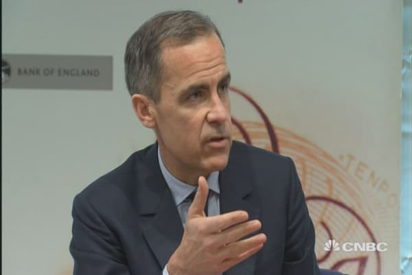 International factors are very important: BOE