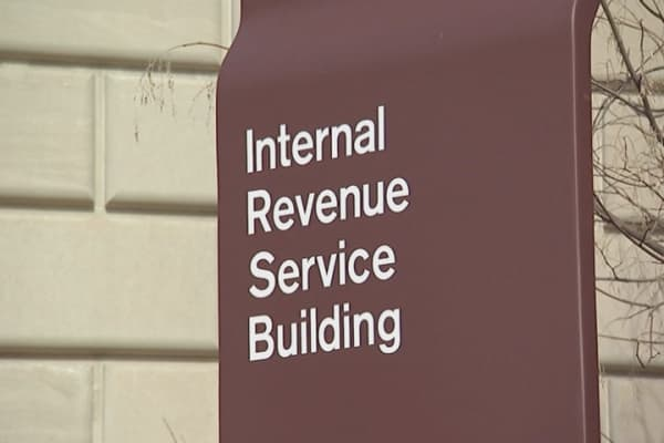 IRS experiencing computer failure