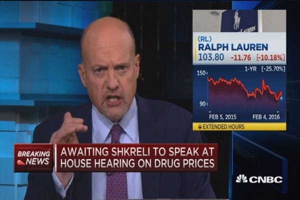 Jim Cramer: Lower gas prices spotty in retail