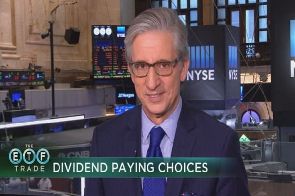 The ETF Trade: Dividend ETF Choices