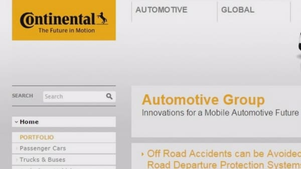 Continental Automotive Systems recalls 5M cars for faulty airbags