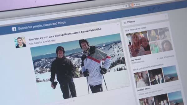 Facebook users only 3.57 degrees of separation