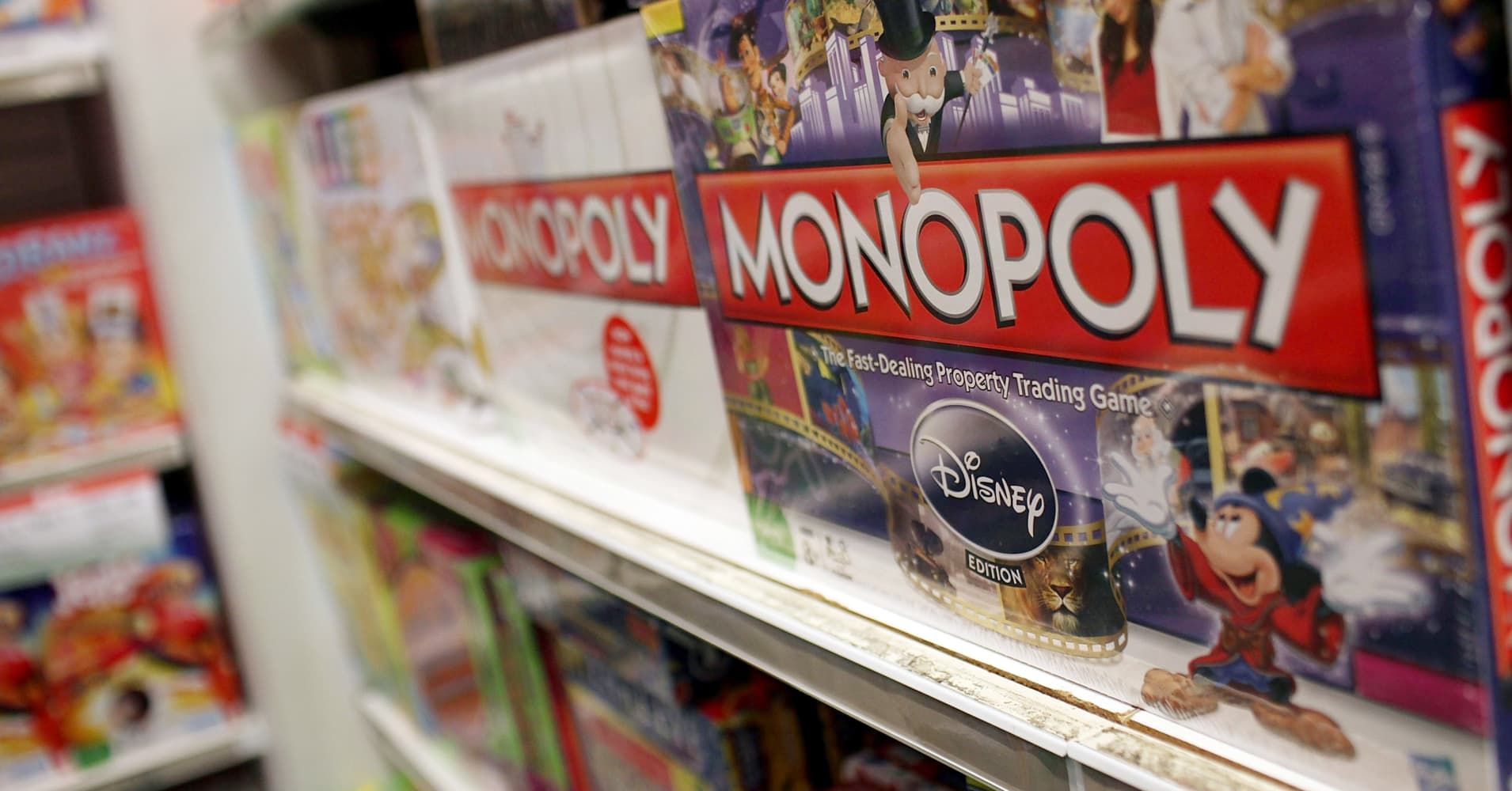 Hasbro Shares Soar After Frozen Themed Sales Help Earnings Beat