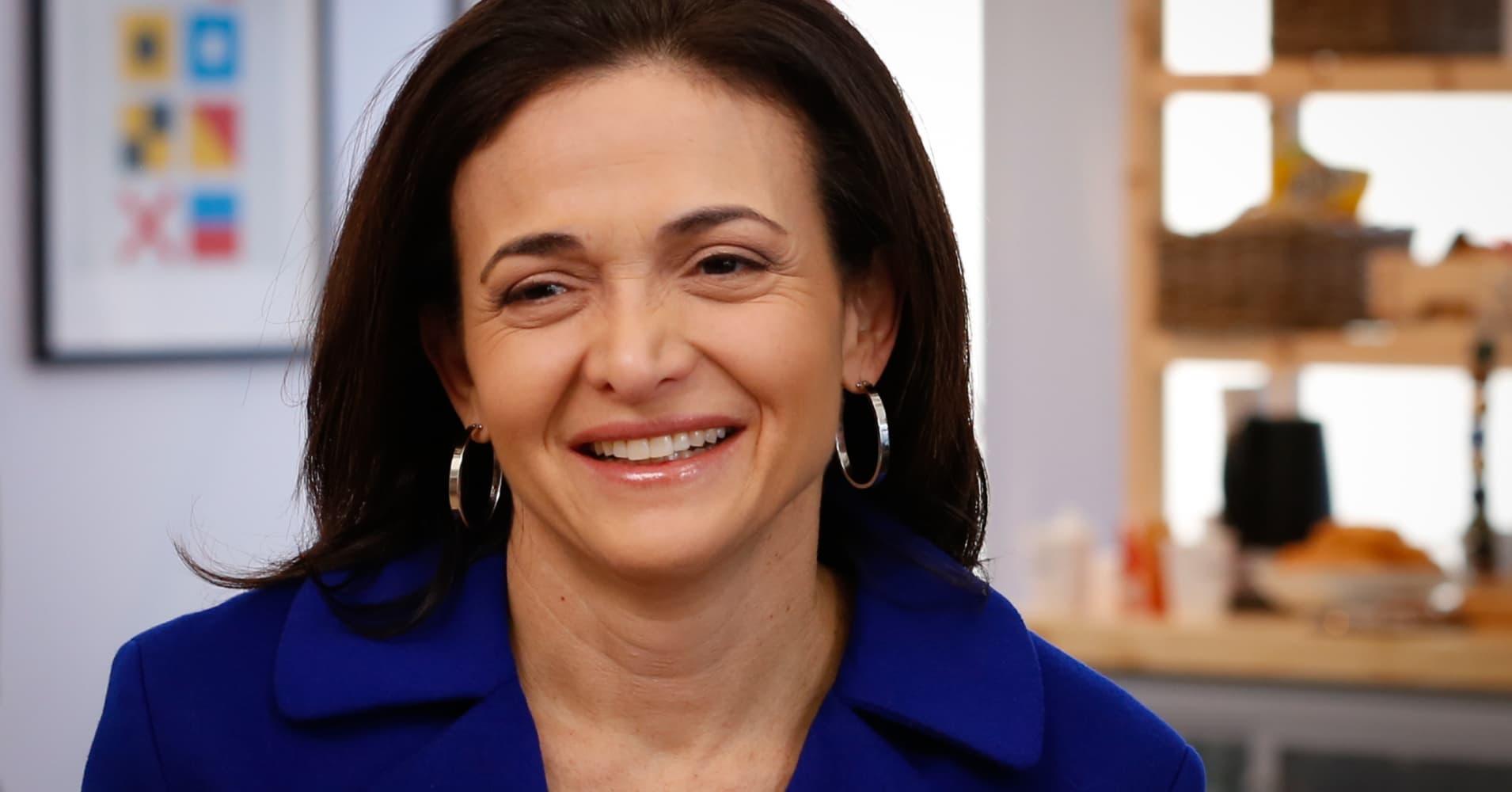 Facebook's Sheryl Sandberg responds to New York Times investigation