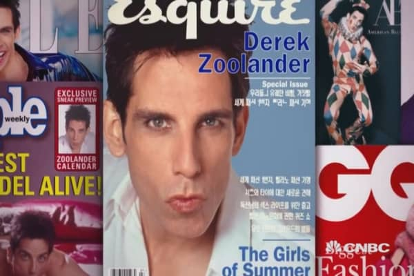 Is fashion world ready for Zoolander?