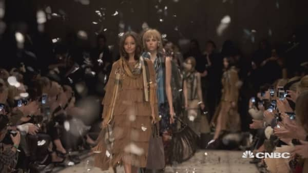 Netflix inspiring fashion world?