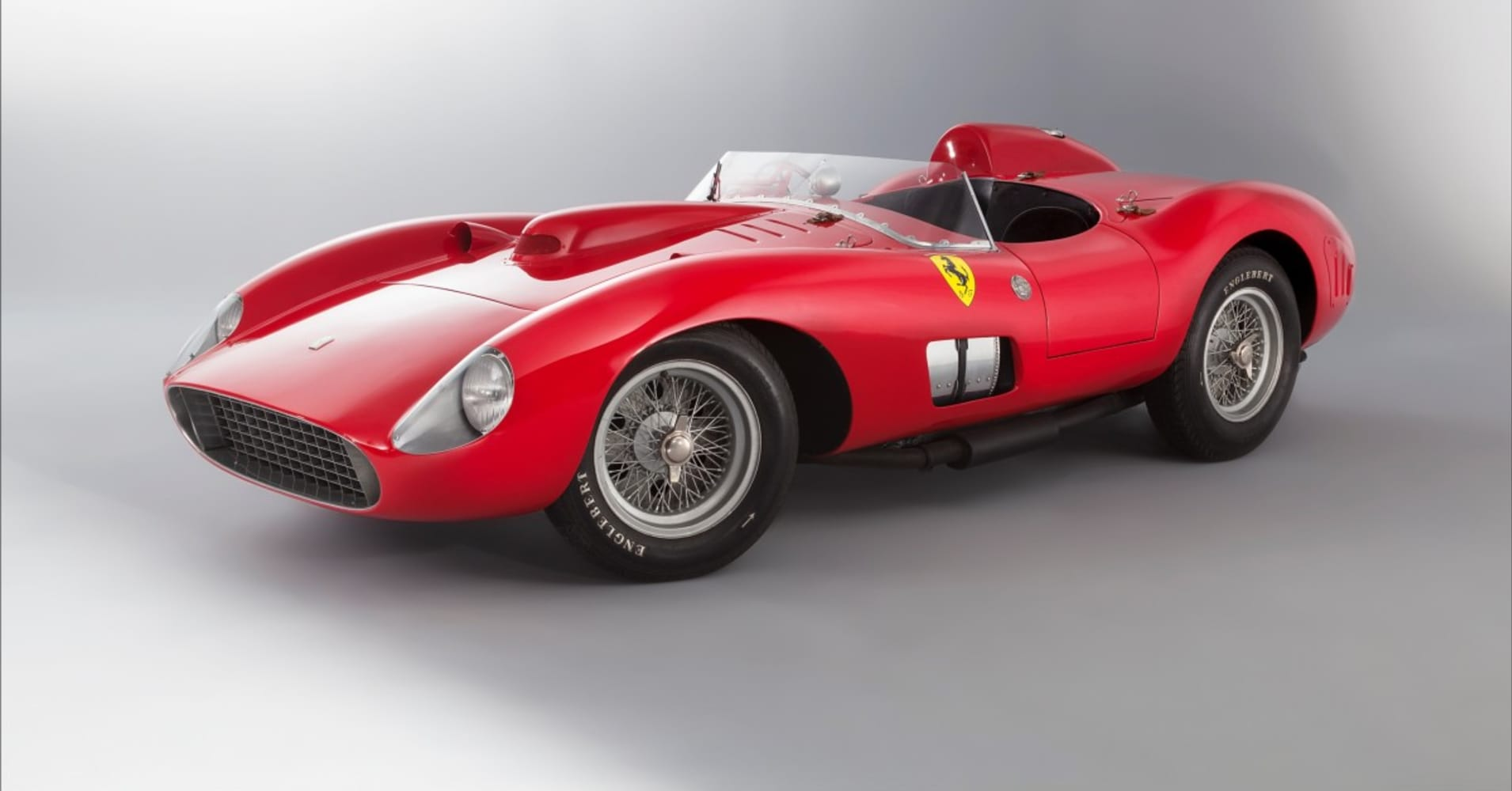 Most expensive car ever auctioned? It depends