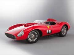 1957 Ferrari 315 335 S Scaglietti Spyer, Collection Bardinon