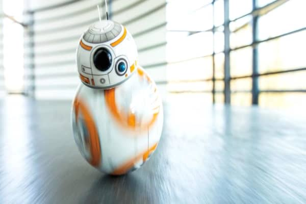 This BB-8 is controlled by...thoughts