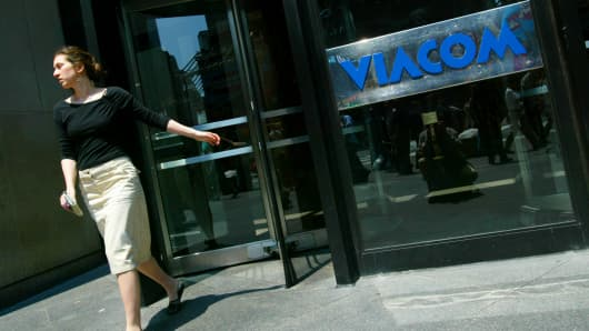 Viacom headquarters