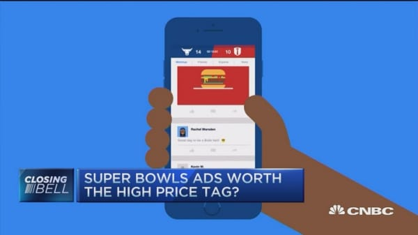 Are Super Bowl ads worth it?