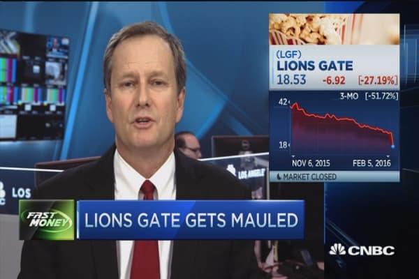 Lions Gate Vice chairman: