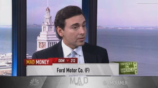 Cramer: What the heck is going on with Ford & the auto industry