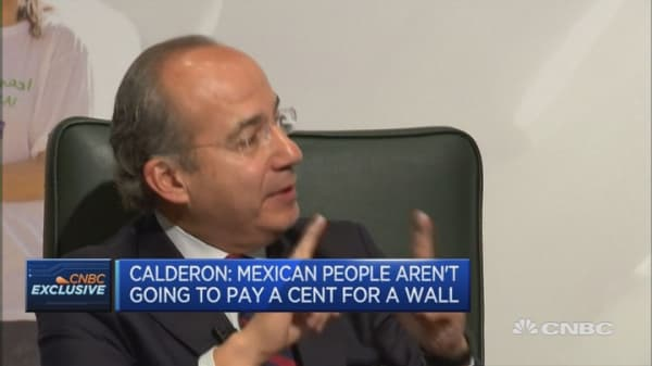 What does Mexico think of Donald Trump?