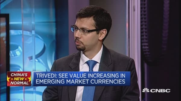 There is value in EM currencies: Strategist