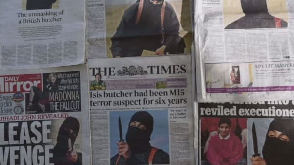 Alexanda Kotey to be an ISIS 'Beatle'
