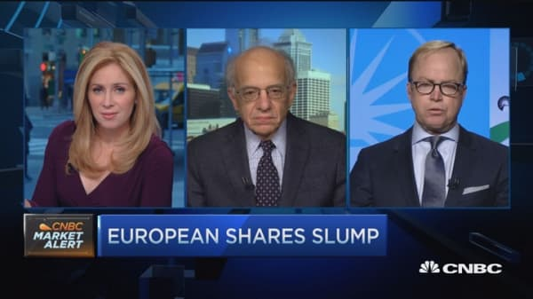 Dual deflationary threat scary for markets: Jeremy Siegel