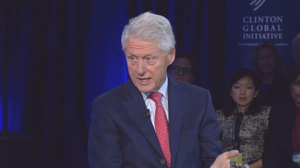Bill Clinton launches attack on Bernie Sanders