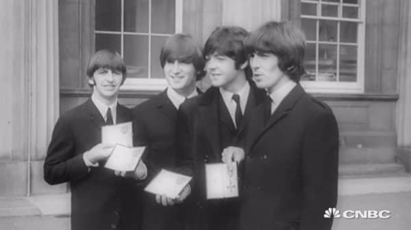 Beatles-mania still big business