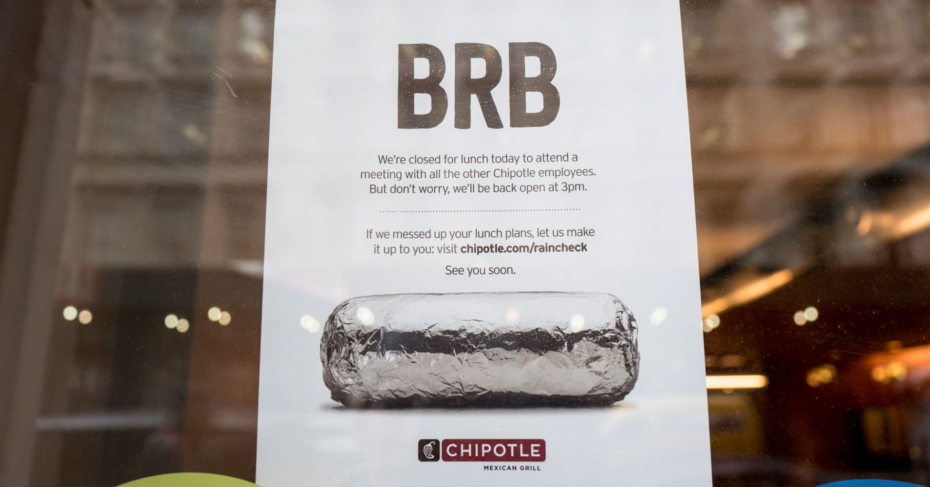 Chipotle employee stock options
