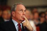 Michael Bloomberg eyes run for the presidency.