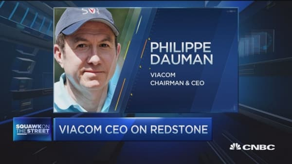 Dauman: Viacom outlook distorted