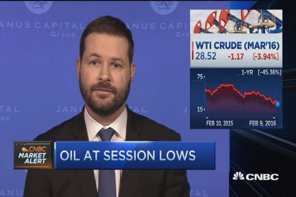 Oil 'has to go back' to $50 next 12-18 months: Pro