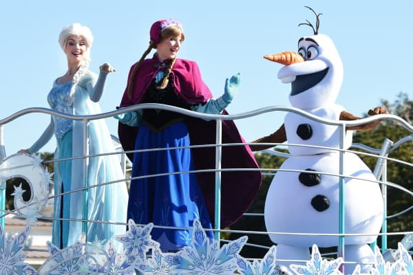 Disney characters of animation movie. Disney announces Frozen will be made into a Broadway musical.