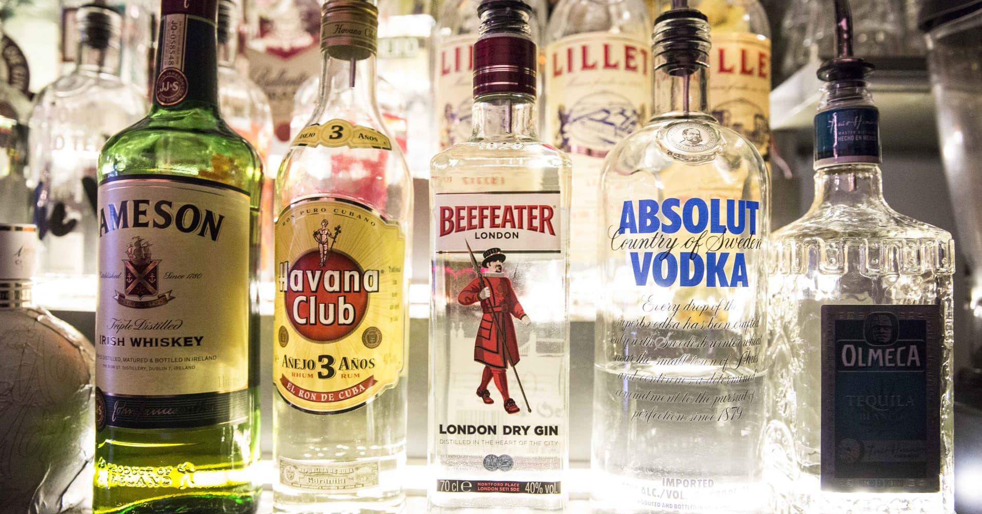 Pernod Ricard vows to lift margins after activist Elliott's arrival