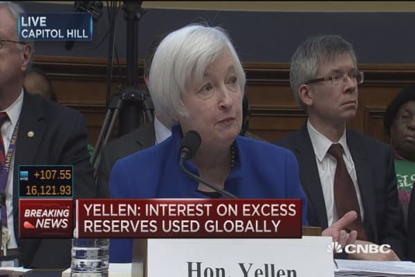 Yellen: Community banks provide enormous benefit