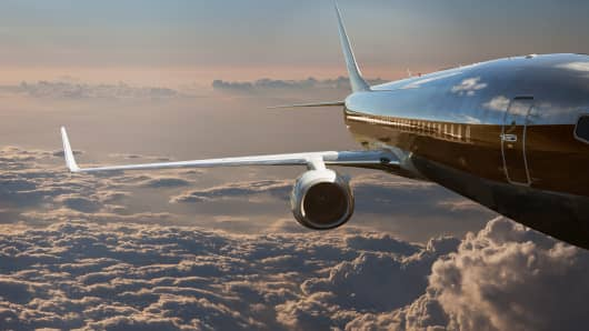Climate change could extend your flight.