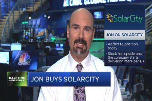 Bright future for Solar City?