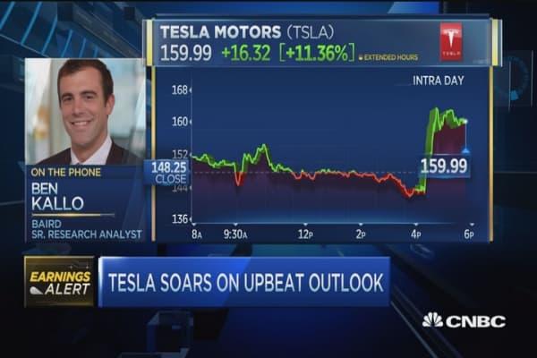 Tesla has big numbers to meet: Analyst