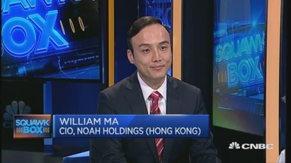 Asian Markets remain volatile:  Ma
