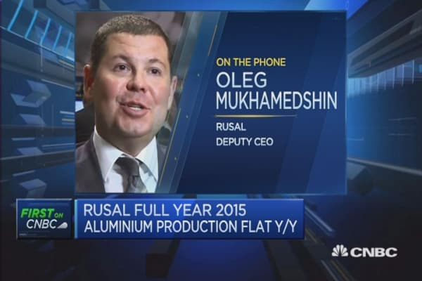 Aluminium consumption keeps increasing: Rusal