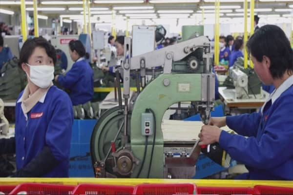 South Korea shuts Kaesong factory park