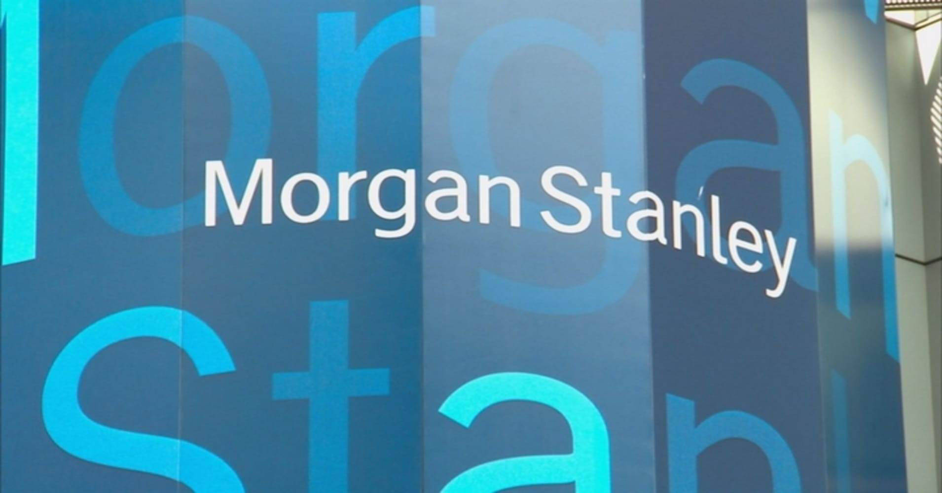 Morgan Stanley Reports Q1 Earnings Results