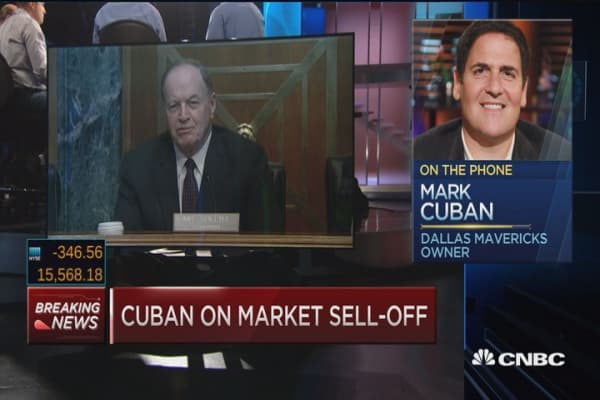 Mark Cuban: I don't understand this market, bullish gold