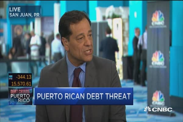 Concerns from Puerto Rico's debt: Ambar CEO