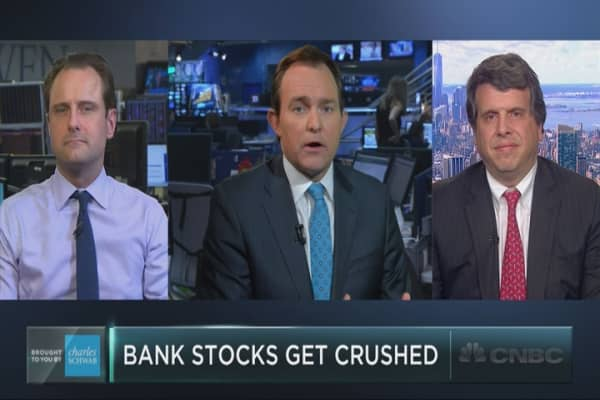 Will it get even worse for bank stocks?