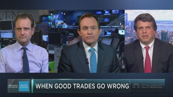 World's best trade goes very wrong