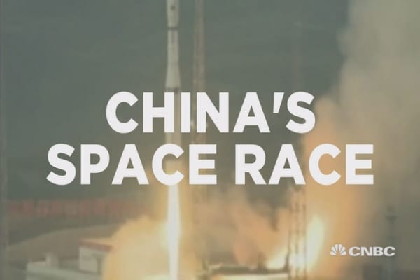 Is China's moonshot aiming for a space war?