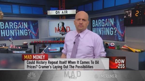 Cramer: Be ready when the big banks get uglier