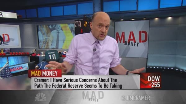 Cramer: Now the Fed knows too much!