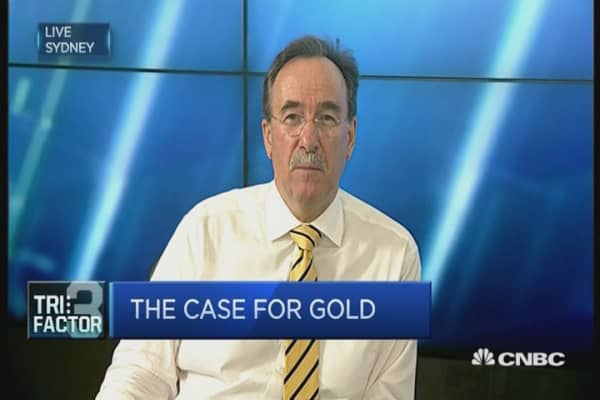Trifactor : Gold